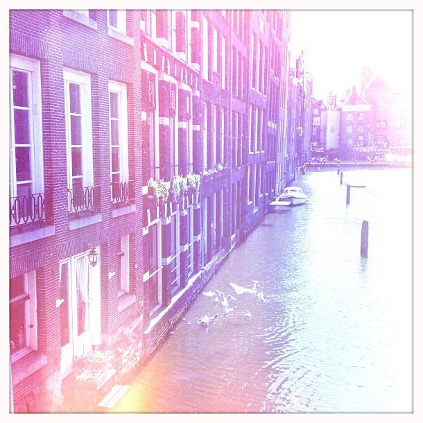 Amsterdam via Stilzitat blog