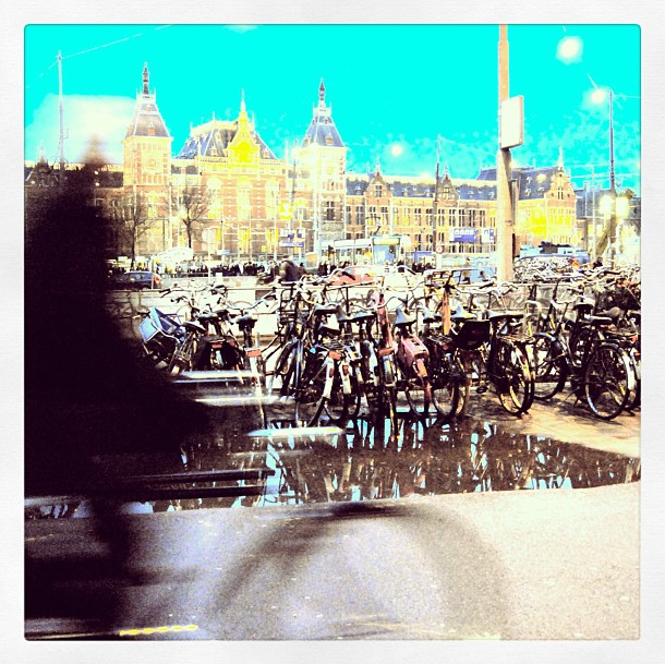 Amsterdam viaStilzitat blog