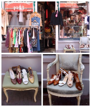 Vintage Shop Retro et chic Amsterdam via Passion and Obsession