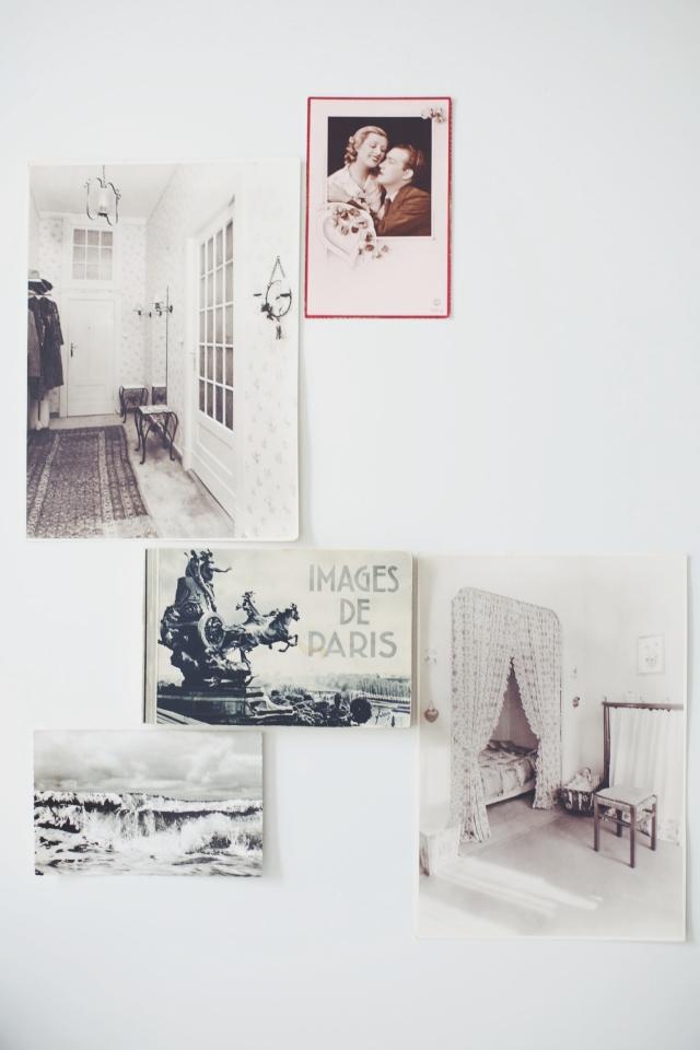 Old antique pictures and postcards via Stilzitat blog