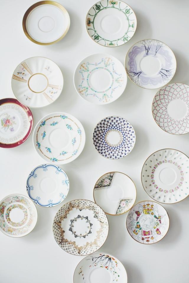 Russian plates collectibles of Stilzitat blog