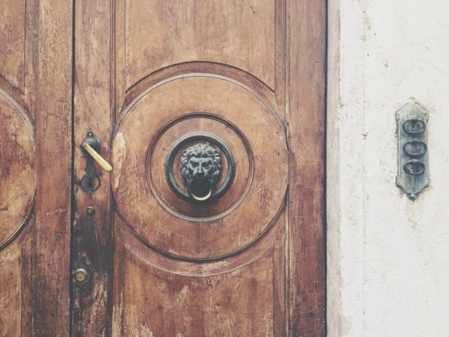Detail Door Riva del Garda via Stilzitat blog