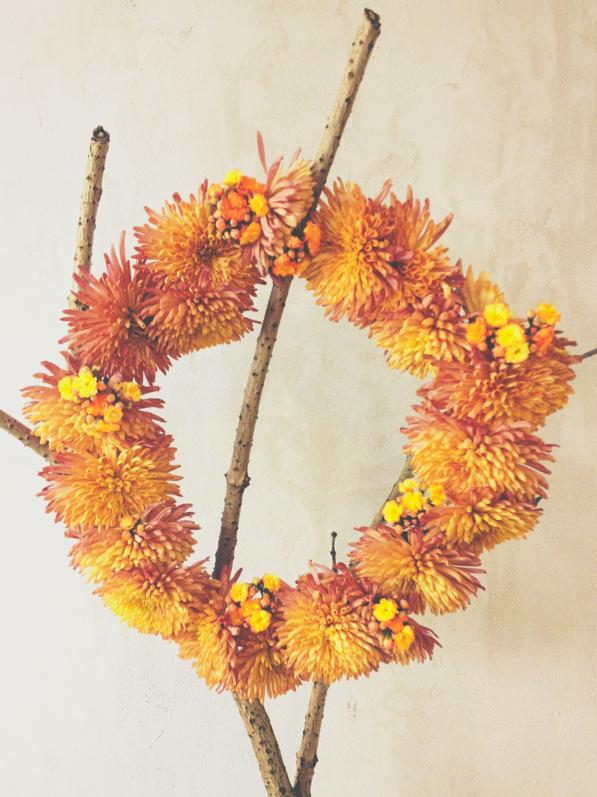 Chrysanthemum  by Stilzitat blog