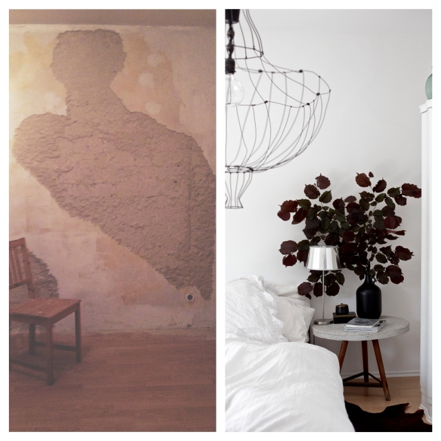 Bedroom reconstruction via Stilzitat blog
