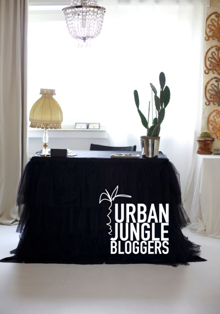 Urban Jungle Bloggers Home Office Stilzitat