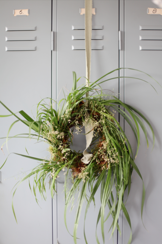 Wreath of the month via Stilzitat blog
